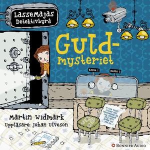 Guldmysteriet (ljudbok) av Martin Widmark