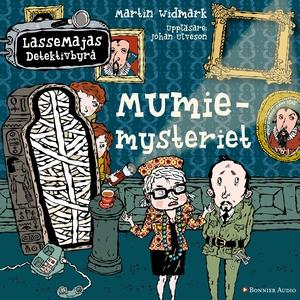 Mumiemysteriet (ljudbok) av Martin Widmark