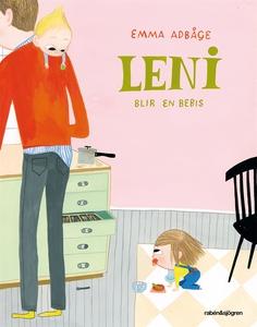 Leni blir en bebis (e-bok) av Emma Adbåge