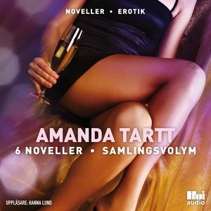 Amanda Tartt 6 noveller samlingsvolym (ljudbok)
