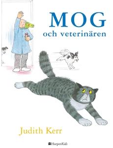 Mog och veterinären (e-bok) av Judith Kerr