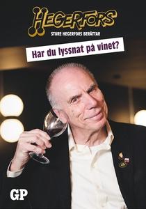 Har du luktat på vinet (e-bok) av Sture Hegerfo