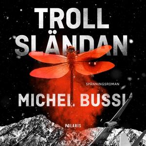 Trollsländan (ljudbok) av Michel Bussi