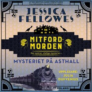 Mysteriet på Asthall (ljudbok) av Jessica Fello