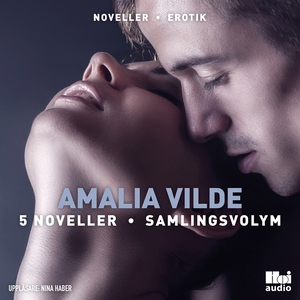 Amalia Vilde 5 noveller samlingsvolym (ljudbok)