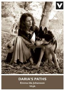 Daria's Paths (ljudbok) av Emma-Ida Johansson