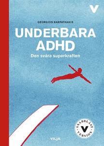 Underbara ADHD (lättläst) (ljudbok) av Georgios