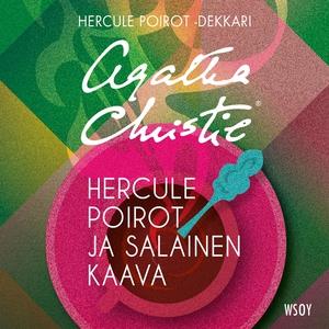Hercule Poirot ja salainen kaava (ljudbok) av A