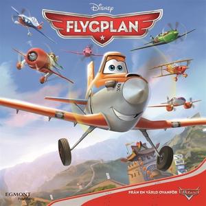 Flygplan (e-bok) av Disney