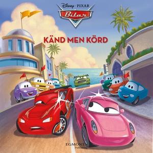 Bilar - Känd men körd (e-bok) av Disney