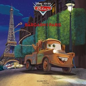 Bilar - Bärgarn i Paris (e-bok) av Disney