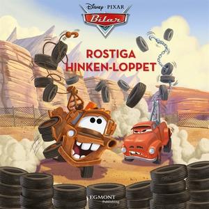 Bilar - Rostiga Hinken-loppet (e-bok) av Disney
