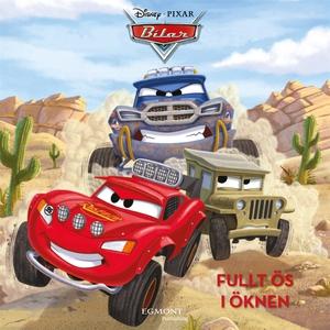 Bilar - Fullt ös i öknen (e-bok) av Disney