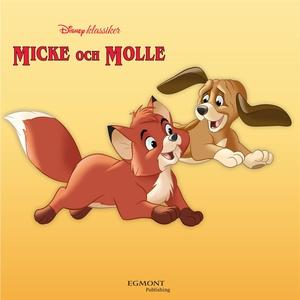 Micke och Molle (e-bok) av Disney