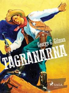 Tågrånarna (e-bok) av George G. Gilman