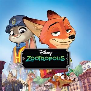 Zootropolis (e-bok) av Disney