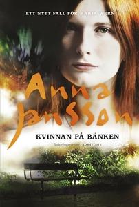 Kvinnan på bänken (e-bok) av Anna Jansson