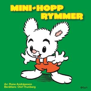 Mini-Hopp rymmer (ljudbok) av Rune Andréasson