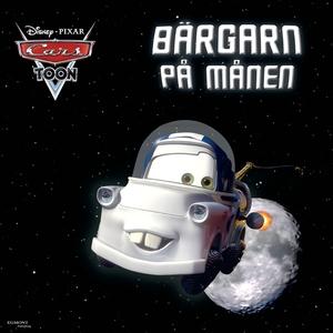 Bilar - Bärgarn på månen (e-bok) av Disney