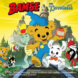 Bamse och Tjuvstaden (ljudbok) av Joakim Gunnar