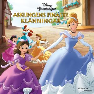 Askungens finaste klänningar (e-bok) av Disney