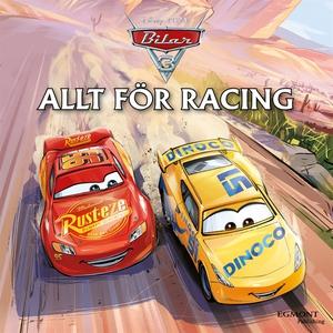 Bilar - allt för racing (e-bok) av Disney