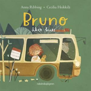 Bruno åker buss (e-bok) av Anna Ribbing