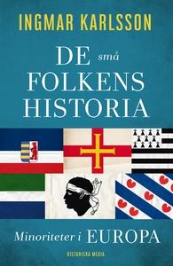 De små folkens historia. Minoriteter i Europa (