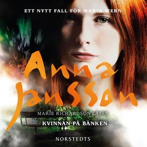 Kvinnan på bänken (ljudbok) av Anna Jansson