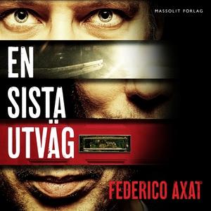 En sista utväg (ljudbok) av Federico Axat