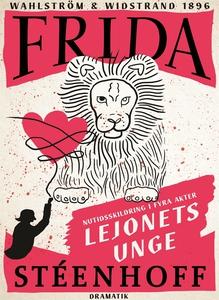 Lejonets unge : Nutidsskildring i fyra akter (e
