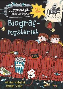 Biografmysteriet (e-bok) av Martin Widmark