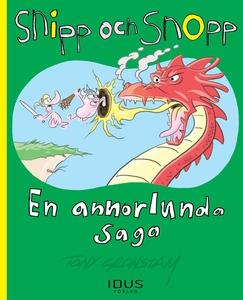 Snipp och Snopp. En annorlunda saga (e-bok) av