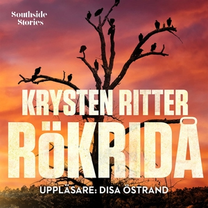 Rökridå (ljudbok) av Krysten Ritter