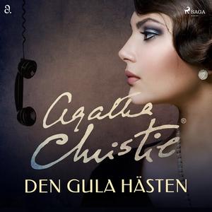 Den gula hästen (ljudbok) av Agatha Christie