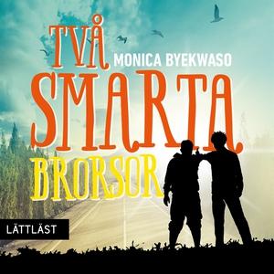 Två smarta brorsor / Lättläst (ljudbok) av Moni