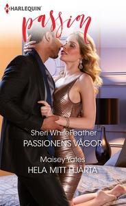 Passionens vågor/Hela mitt hjärta (e-bok) av Sh
