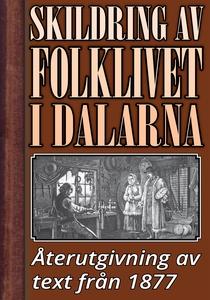 Skildring av folklivet i Dalarna år 1877 (e-bok