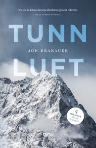 Tunn luft (e-bok) av Jon Krakauer