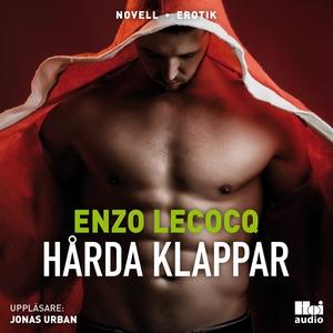 Hårda klappar (ljudbok) av Enzo Lecocq
