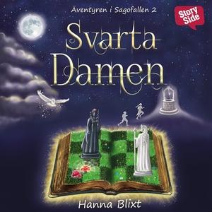 Svarta damen (ljudbok) av Hanna Blixt