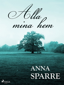 Alla mina hem (e-bok) av Anna Sparre