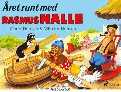 Året runt med Rasmus Nalle (e-bok) av Carla Han