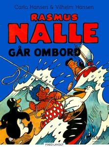Rasmus Nalle går ombord (e-bok) av Carla Hansen