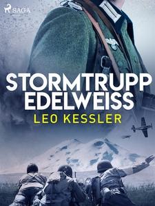 Stormtrupp Edelweiss (e-bok) av Leo Kessler