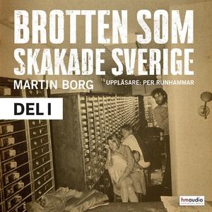 Brotten som skakade Sverige, del 1 (ljudbok) av