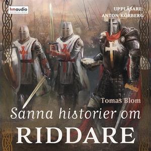 Sanna historier om riddare (ljudbok) av Tomas B