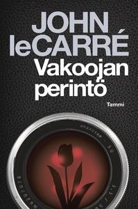 Vakoojan perintö (e-bok) av John le Carré