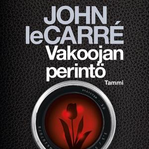 Vakoojan perintö (ljudbok) av John le Carré