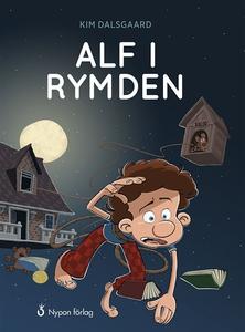 Alf i rymden (ljudbok) av Kim Dalsgaard